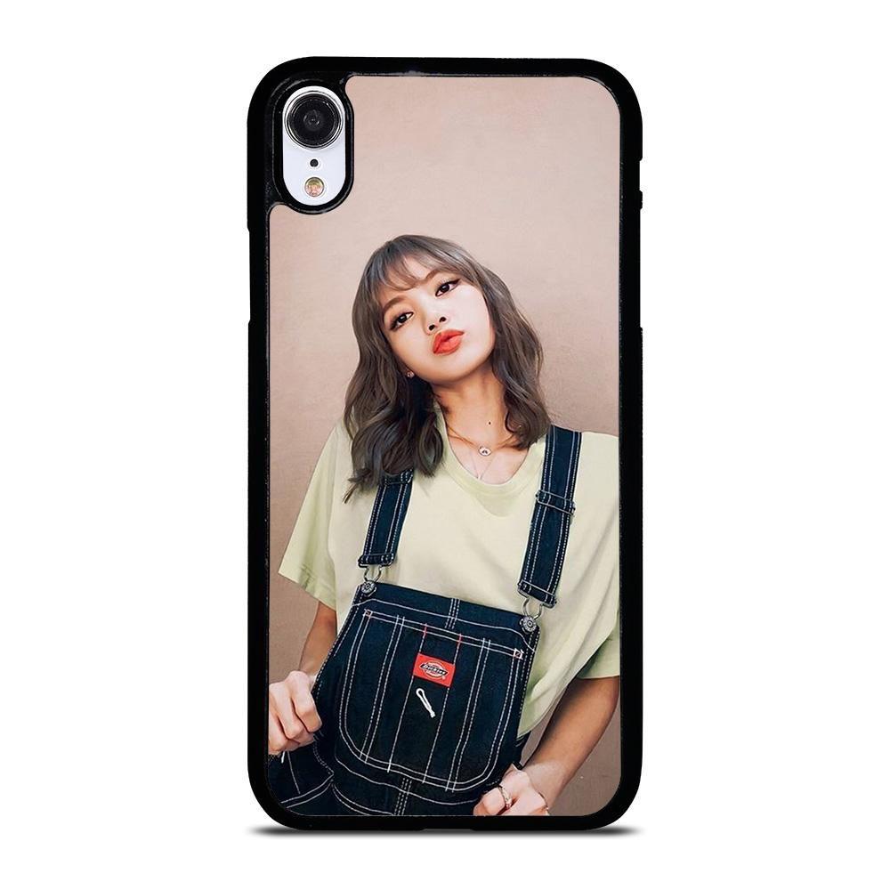 Lisa black pink iphone xr case cover casesummer in 2020