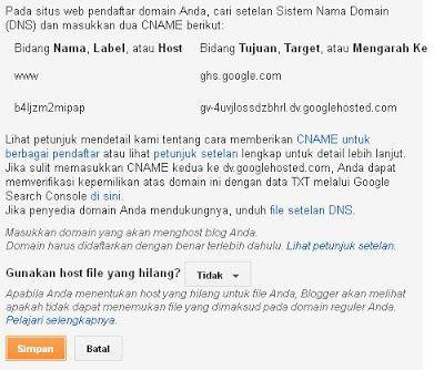 Cara Membuat Blogspot Menjadi Website Website Blog Photoshop