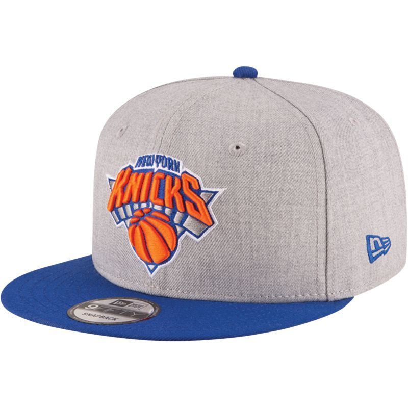 d034abfe4447d New Era Men s New York Knicks 9Fifty Adjustable Snapback Hat ...