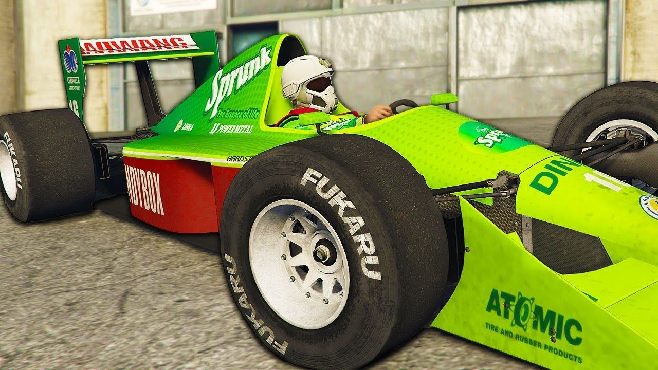 I Won The F1 Car Gta Online Casino Dlc In 2020 Gta Online Online Casino Gta