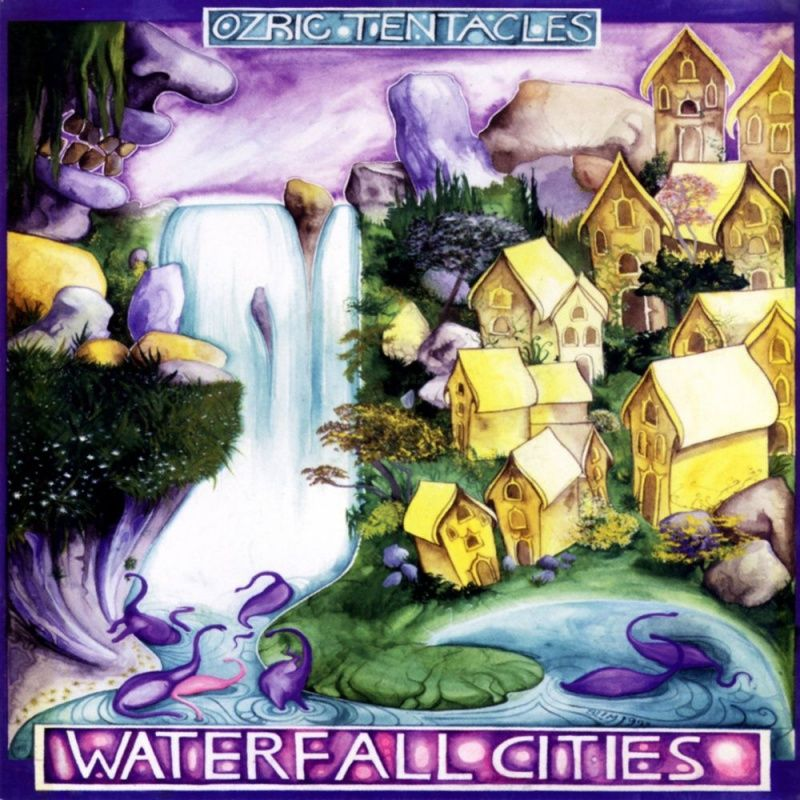 Ozric Tentacles - Waterfall Cities (1999) | punk/rock and