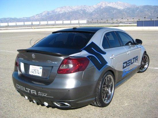 Delta Tech Engineering Suzuki Kizashi Picture 27686 Auto Design