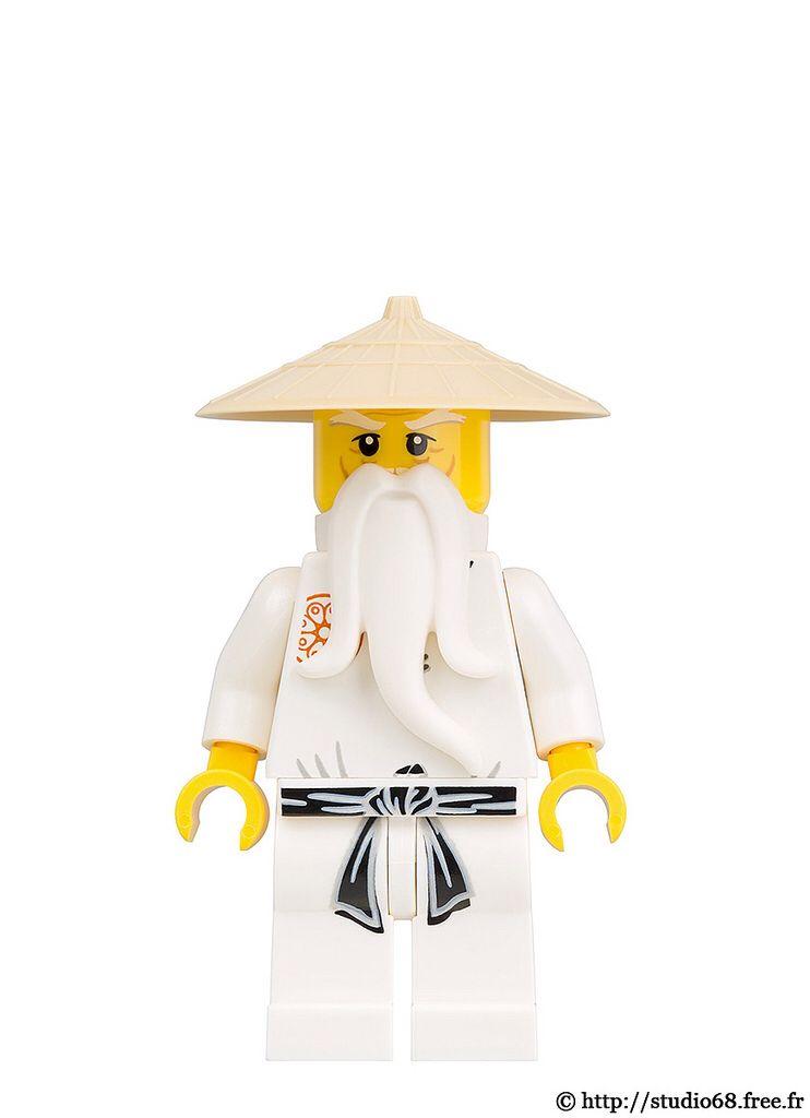 Sensei Wu Lego Ninjago Lego Minifigs Best Lego Sets