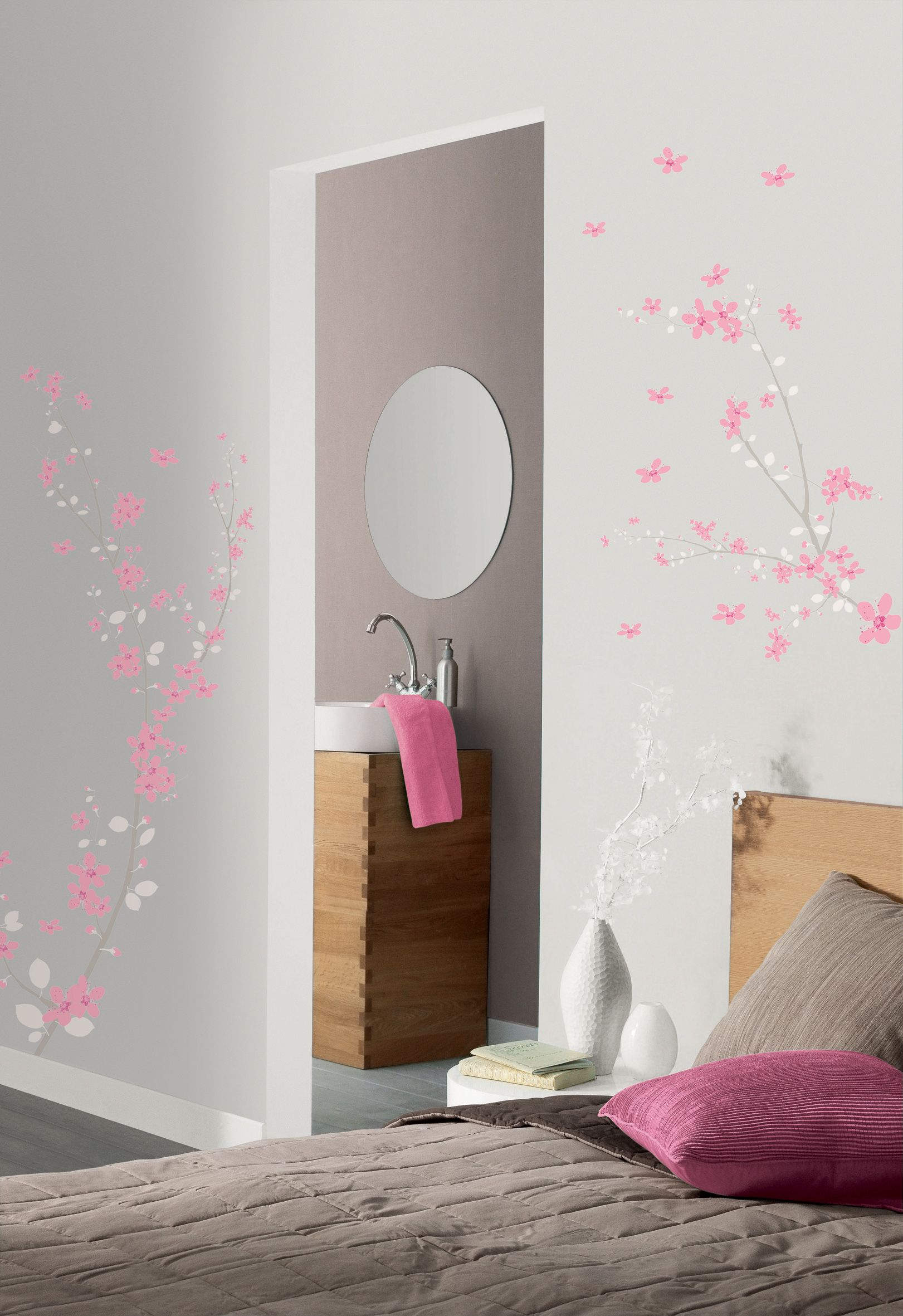 Collection : TRENDY STICKERS 2 / Cherry Tree, Rose #Stickers ...