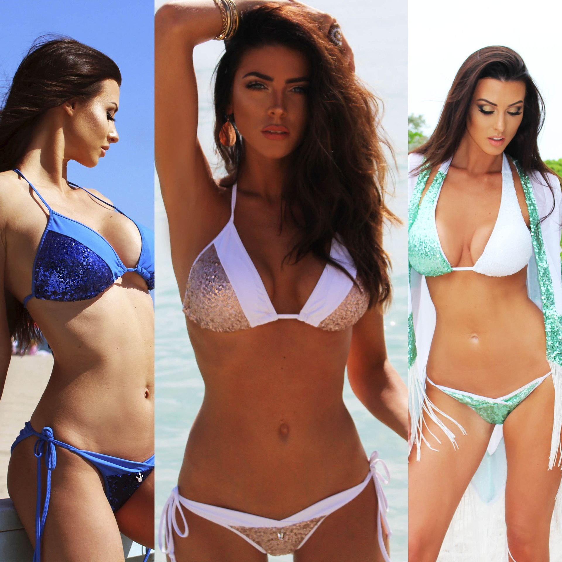 68f4fe4a4cb2 ... from China european bikini Suppliers  2017 Sexy Hot Women Bikini  European and American Swimming Outfit Candy Color Beach Party Sports  Bathing Suit Lady ...