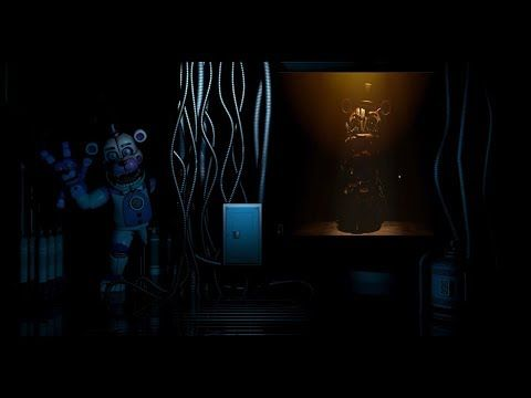 "Molten Freddy , Funtime Freddy All Voices "" FNAFSL_FNAF5"