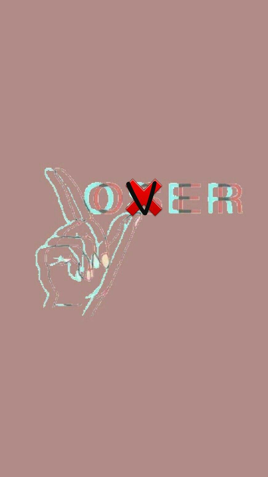 Je Ne Suis Pas Un Loser Non Je Suis Lover Fond