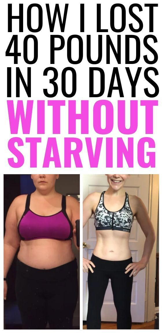 The Weight Loss Secret That Helped This Woman Lost 40 Pounds in 30 Days   tips to lose weight faster...