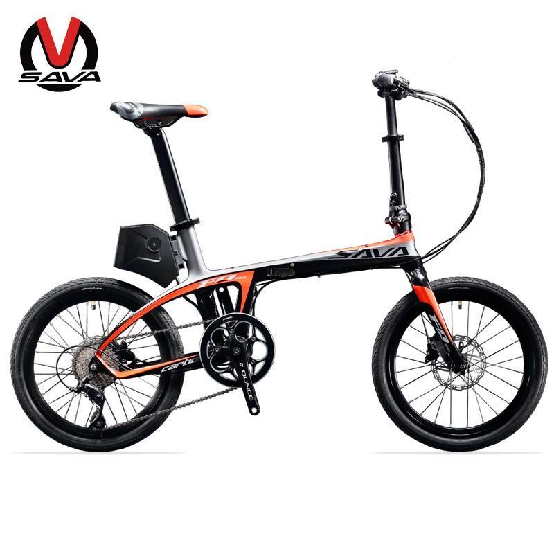 Details About Sava Z1 Folding Bike 20 T700 Carbon Fiber Frame