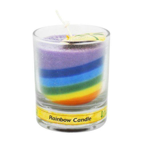 aloha bay 1010354 aloha bay votive jar candle unscented