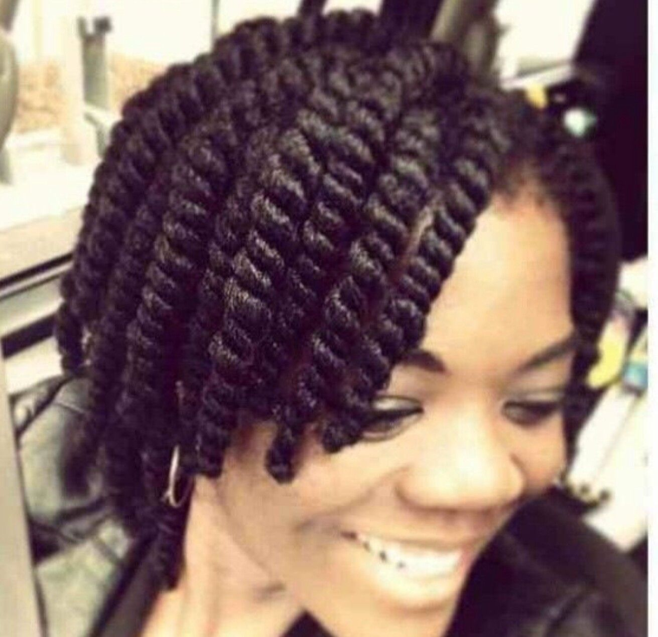 Natural Protective Hairstyles Pinkatrina Thomas On Natural Hair Styles  Pinterest