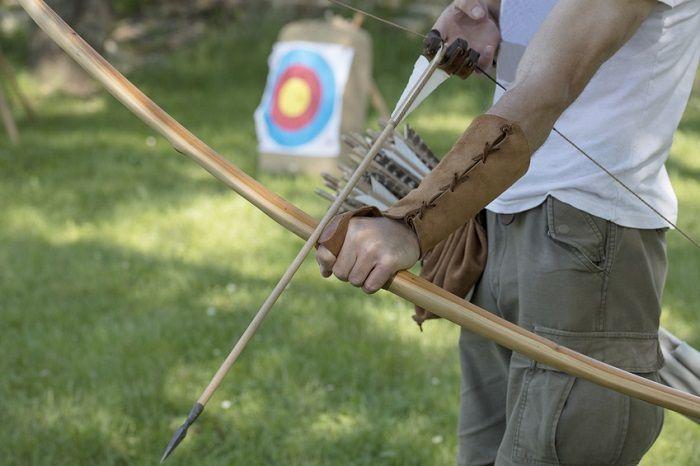 Pfeil Und Bogen Selber Bauen Eine Anleitung Outdoor Arrow Und