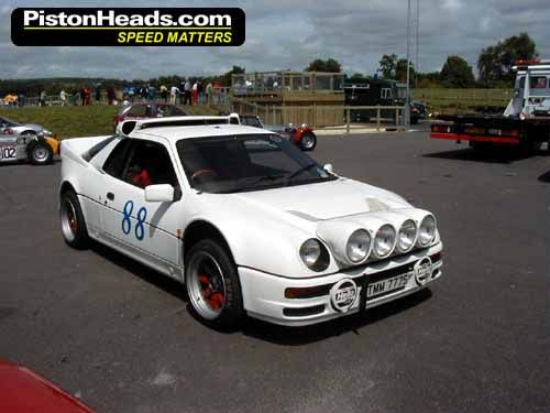 Ford Rs200 Ford Rs Ford Rally Car