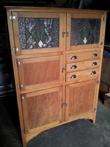 1920s Vintage Kitchen Dresser Vintage Kitchen Sideboard Kitchen