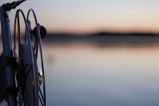 Kuinka purjehtijaksi tullaan: Villaa ja kuohuvaa