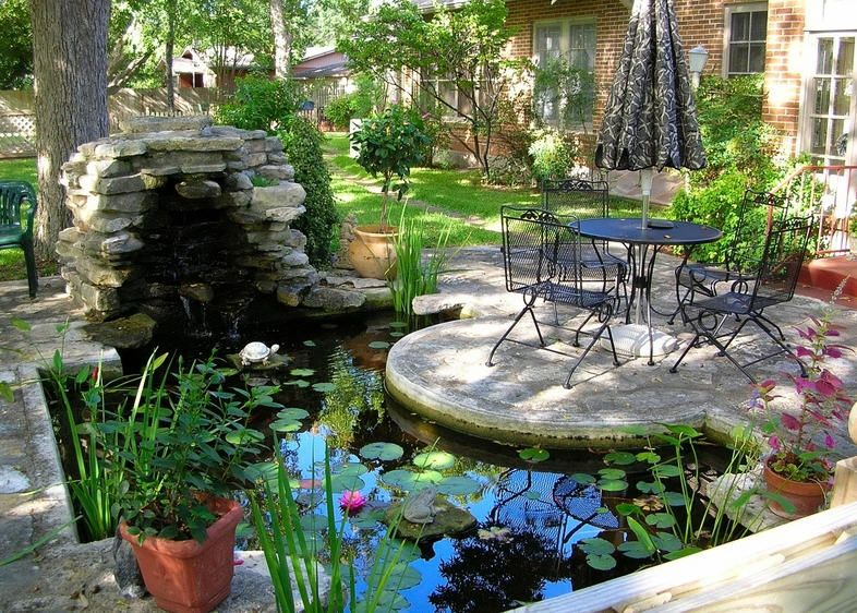 beautiful gardens pictures magnolia house fredericksburg texas bed and breakfast - Beautiful Garden Pictures Houses