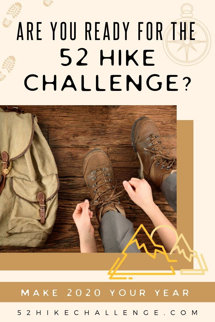 Photo of Take the 52 Hike Challenge