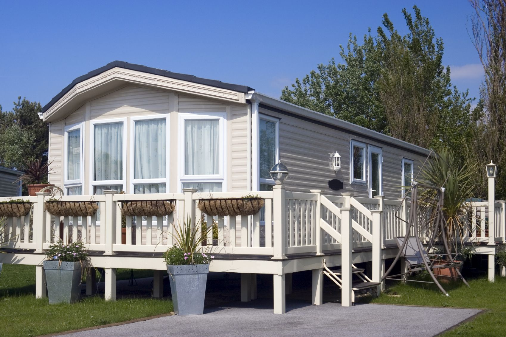 Buying or selling a mobile or manufactured home