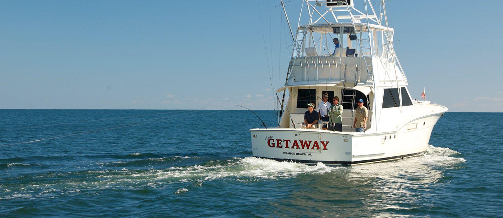 Fishing Deep sea fishing boats, Offshore fishing, Boat