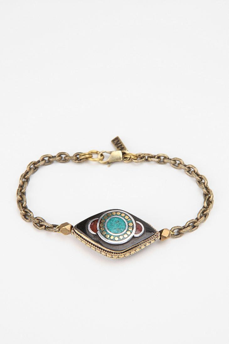 Vanessa Mooney Evil Eye Bracelet  c19a297f1