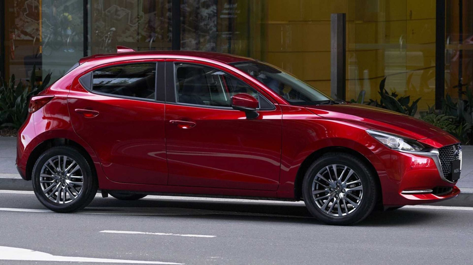 Mazda 2 Hatchback 2020 Performance And New Engine in 2020