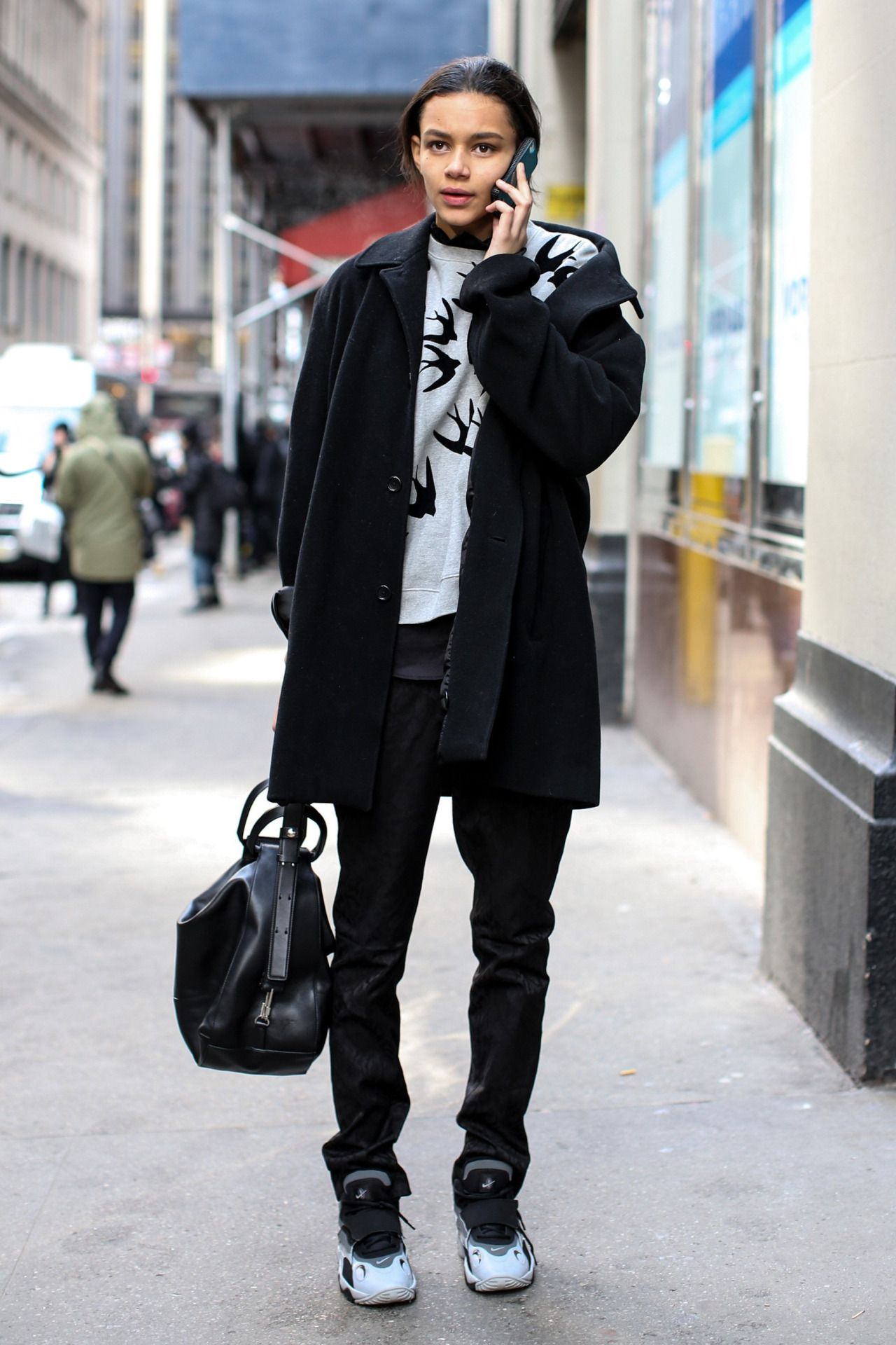 kakichi — (via This is what athletic-inspired chic looks...