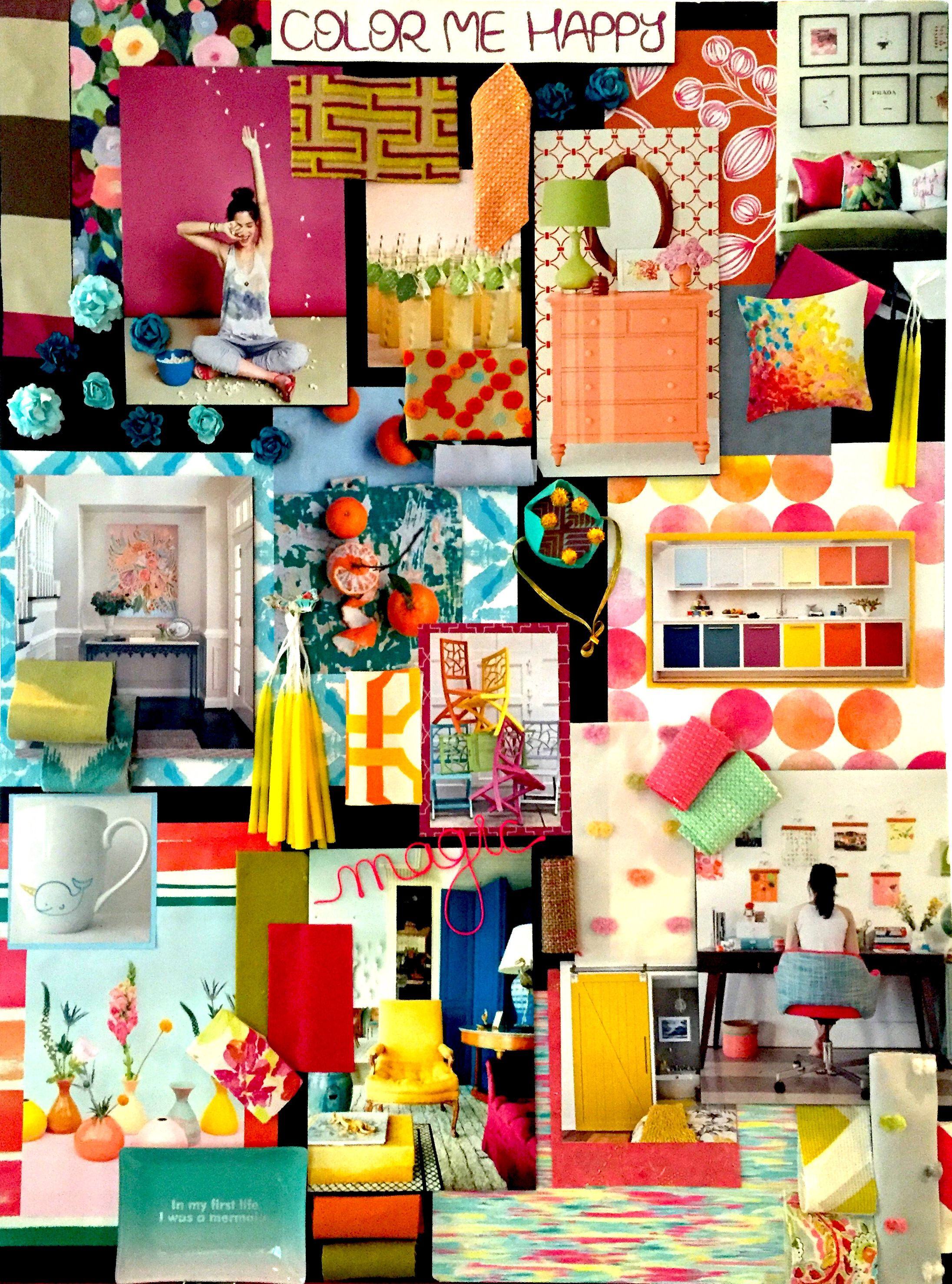 Home Design Trend: Color Me Happy | When Talking About Color Trends For The  New