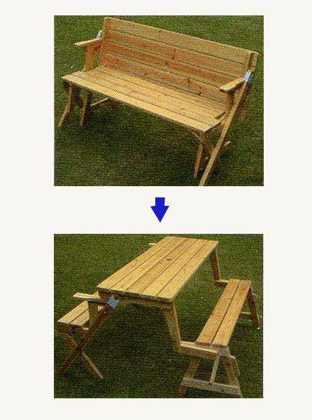 table transformable en banc masy | decor | pinterest | tables