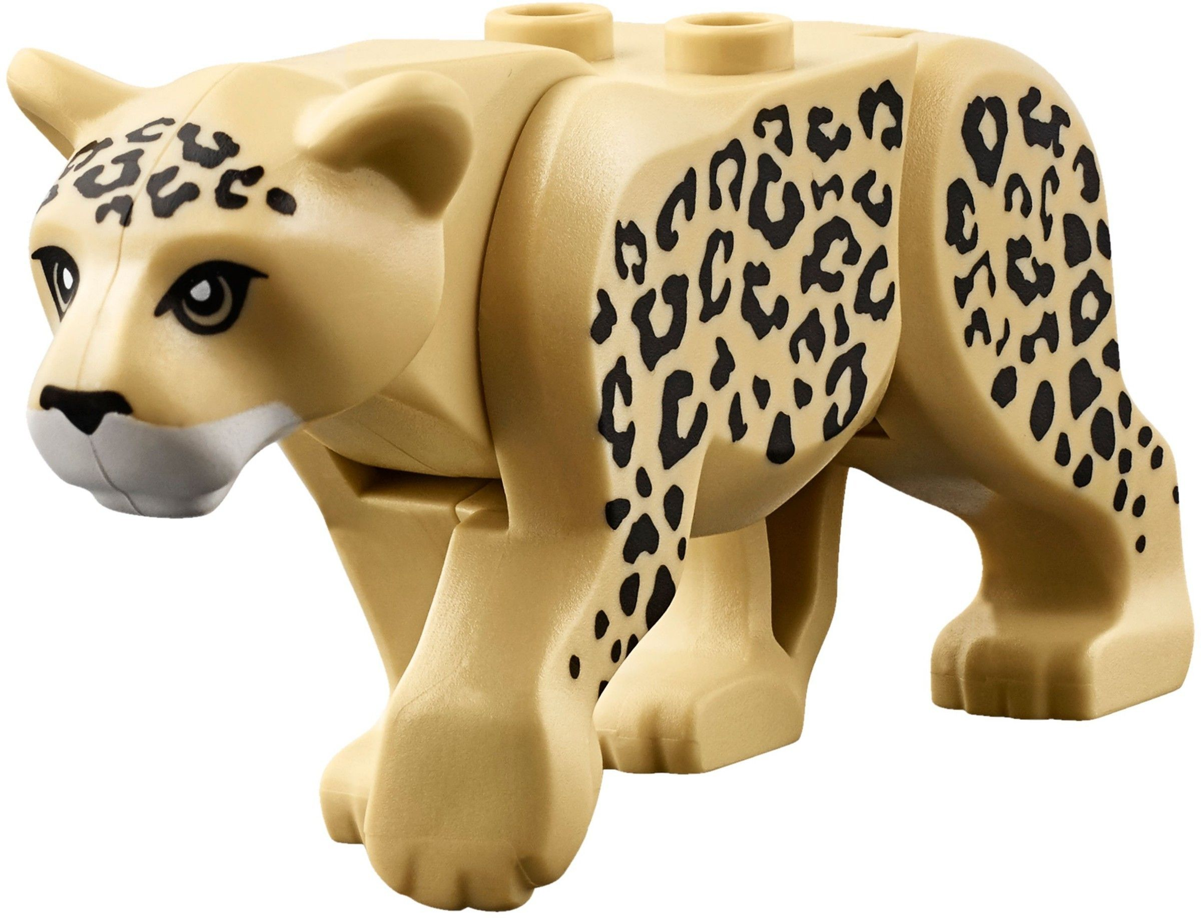 Pin lego 60032 city the lego summer wave in official images on - Leopard 2017 Leopardslego Animals