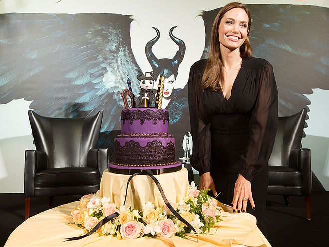 The Slice Is Right The Best Celebrity Birthday Cakes The