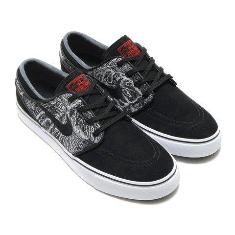 NIKE // SB JANOSKI ZOOM AIR (Z9524) NB | Zapatos hombre moda ...