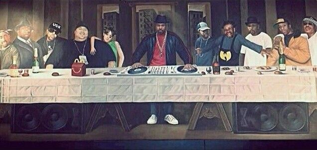 The Best Instances Of The Last Supper In Pop Culture