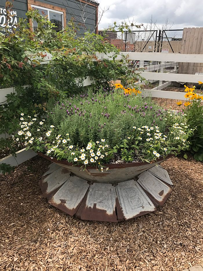 Sharing Cute Outdoor Gardening Ideas I Found At Magnolia Market. Raised  Beds, Vegetable Gardening Ideas, Outdoor Flower Garden, Organic Gardening,  ...