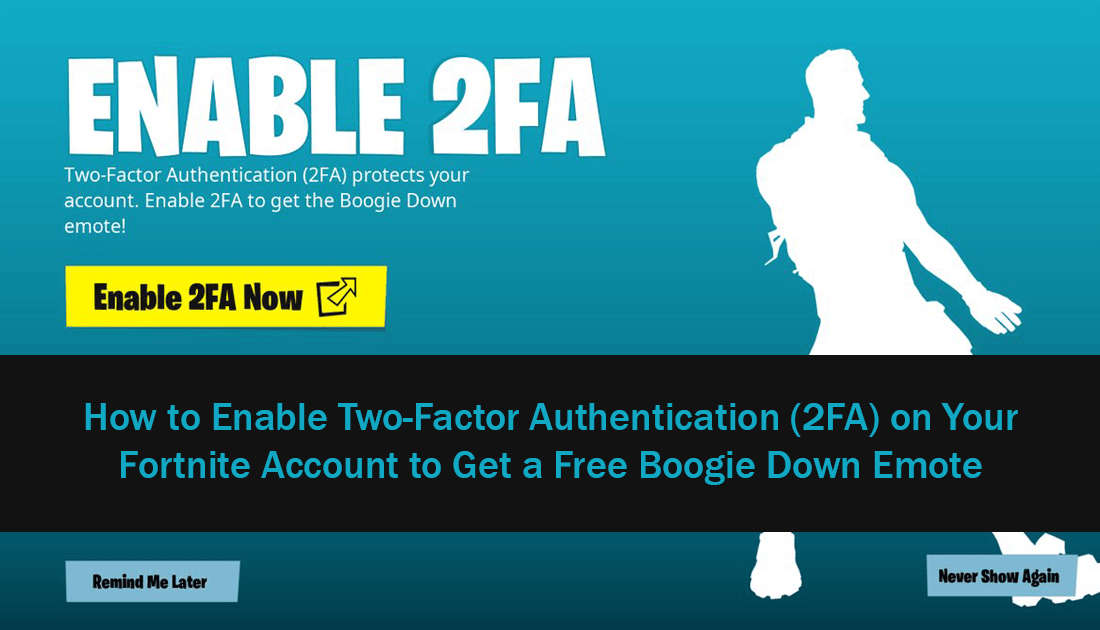 What Is 2fa In Fortnite For The Switch Pin On Android Ios Macos Windows How To