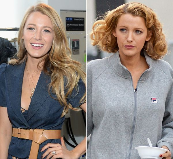 Blake Lively Debuts Short Bob See Her Hair Makeover Hair Makeover Blake Lively Short Hair Styles