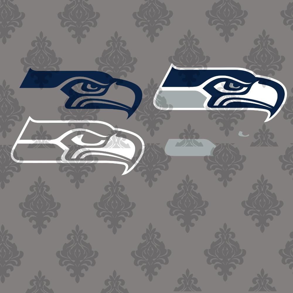 Seattle Seahawks,nfl svg, Football svg file, Football logo
