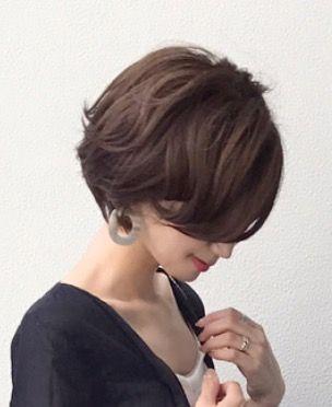 後頭部段差ができないように 前髪グラデーション 画像あり 毛量