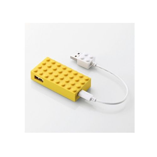 ELECOM ToyBrick USB Hub