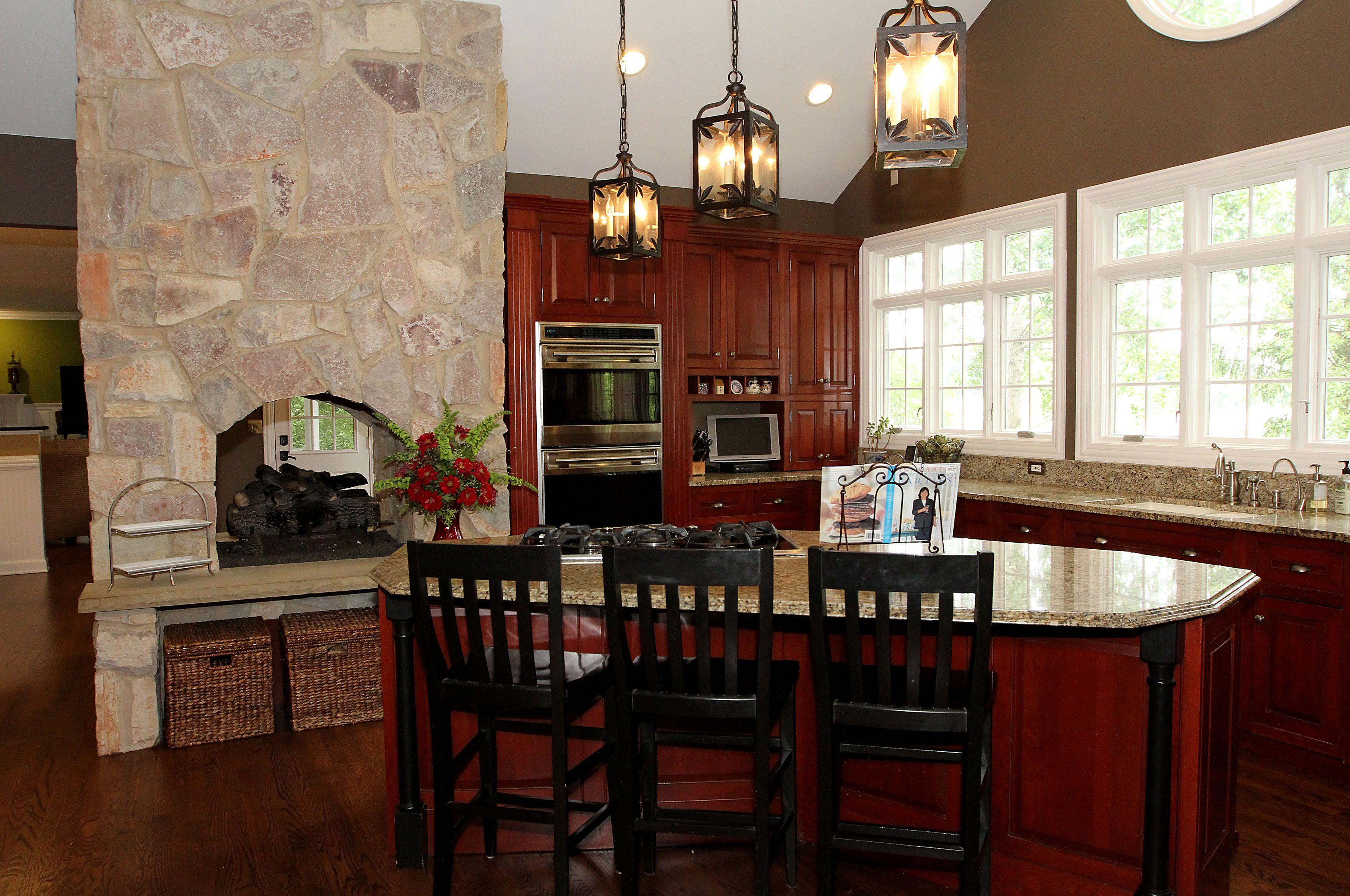 Gourmet Custom Amish Kitchen Addition Kitchen Addition Kitchen Cabinetry