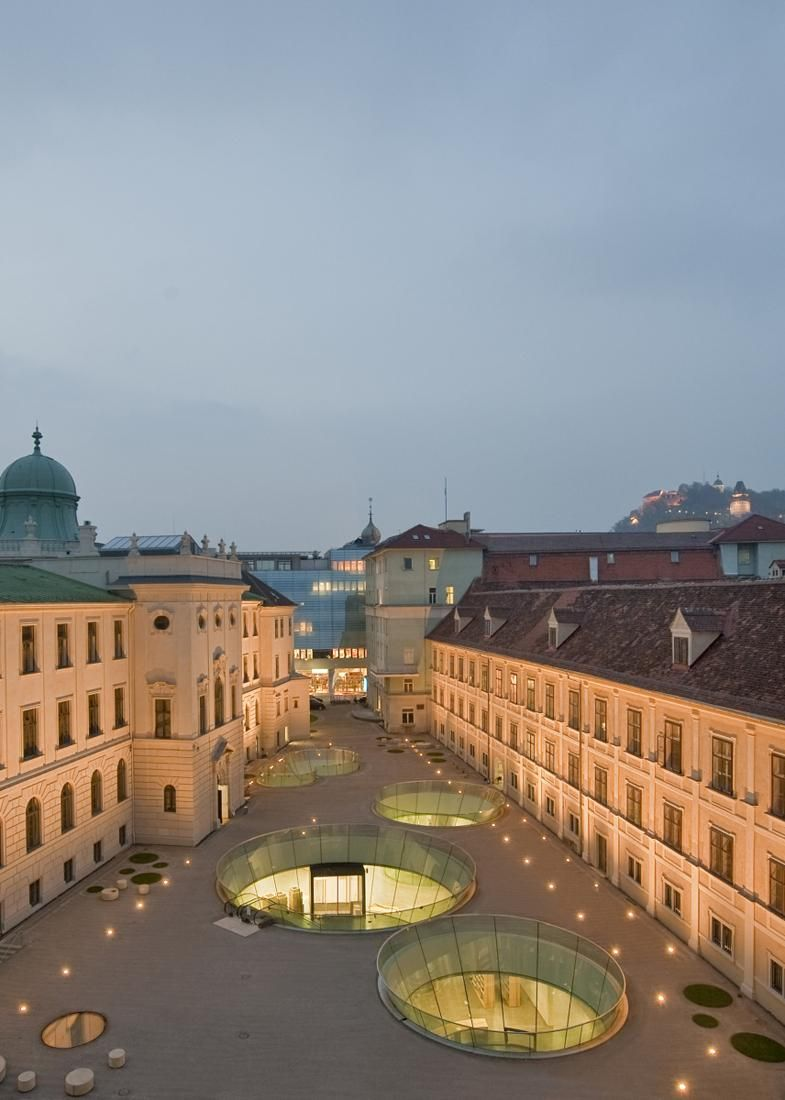 Imagem 20 De 23 Da Galeria De Ampliação Do Museu Joanneum De Graz