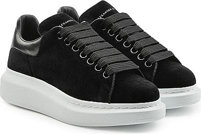 Alexander McQueen Shoes - A chunky