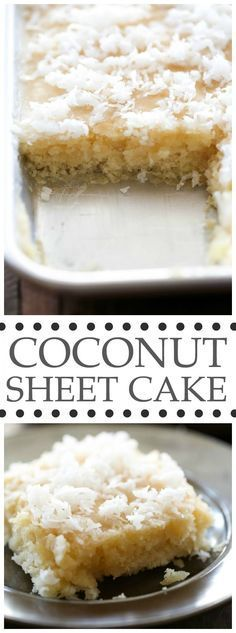 Coconut Sheet Cake Coconut Sheet Cake from chef-in- ...This cake literally MELTS IN YOUR MOUTH!!! It is beyond delicious and super simple to make! One of my favorite cake recipes to date! Sheet Cake Coconut Sheet Cake from chef-in- ...This cake literally MELTS IN YOUR MOUTH!!! It is beyond delicious and super simple to make! One of my favorite cake recipes to date!Coconut Sheet Cake from chef-in- ...This cake literally MELTS IN YOUR MOUTH!!! It is beyond delicious and super simple to make! One of my favorite cake recipes to date!