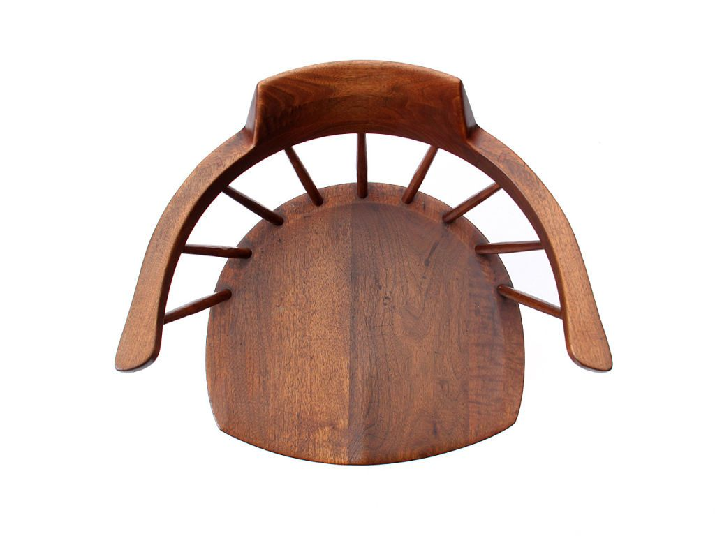 Captain's Chair by George Nakashima | Architectural ...