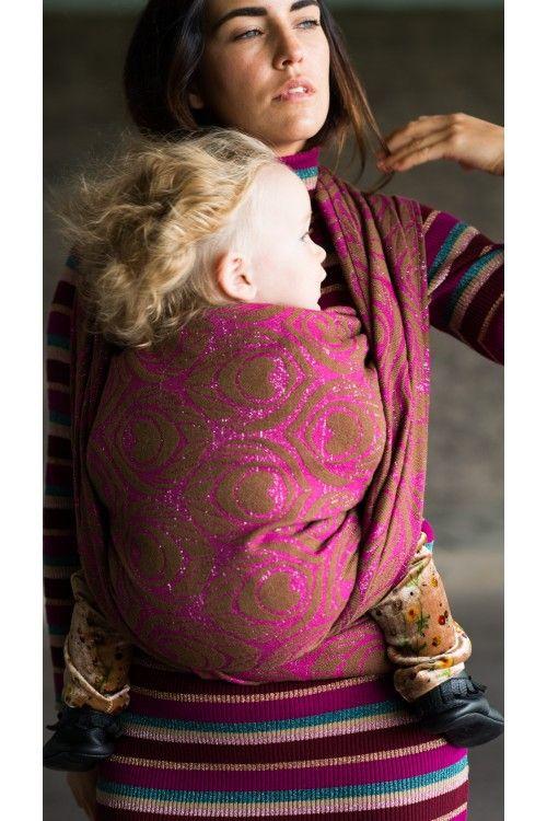 10bf597c527 Artipoppe Argus Caramel Kiss - Avant-garde babywearing design house ...