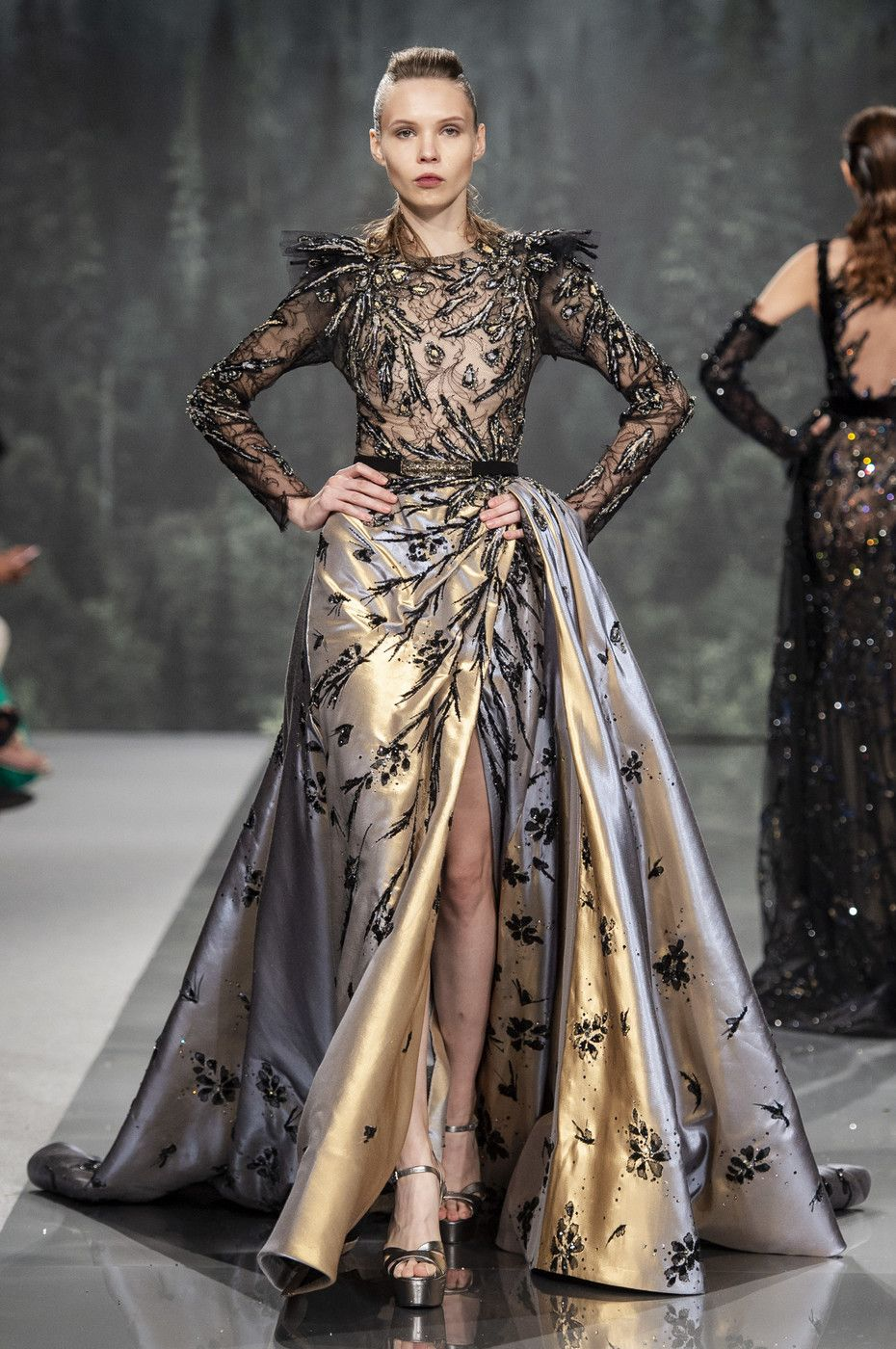 Ziad nakad at couture fall in fashion pinterest