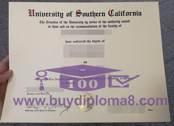fake University of Southern California diploma, buy USC degree ...