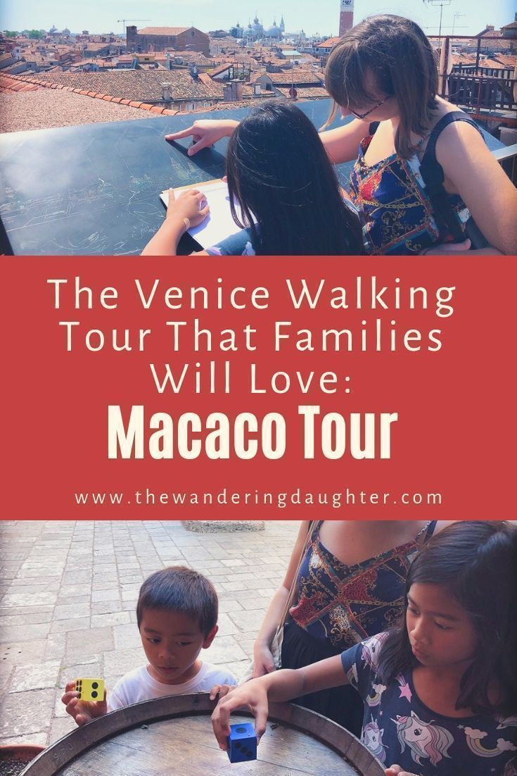 Photo of The Venice Walking Tour That Families Will Love: Macaco Tour – The Wandering Daughter – Family Travel