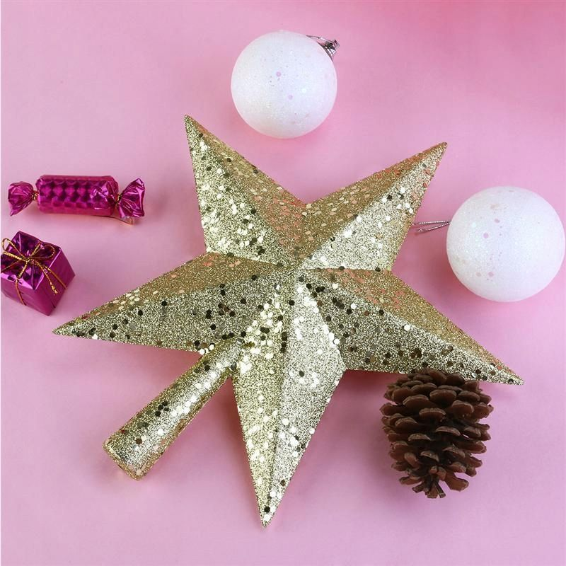 Kup Teraz Na Allegro Pl Za 4 99 Zl Gwiazda Betlejemska Czubek Choinka Zlota 7608732531 Allegro Pl Christmas Tree Toppers Christmas Star Christmas Themes