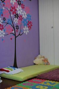 Low bed (montessori style)
