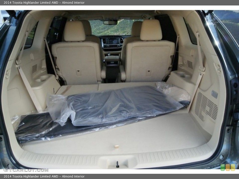 Toyota Highlander 2014 Interior   Google Search